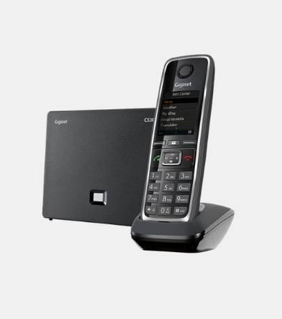Téléphone ip sans fil
